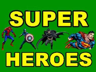 who is super heroes ?